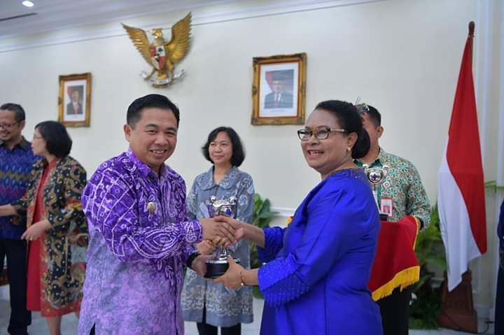 Banjarmasin Sabet Anugerah Parahita Ekapraya