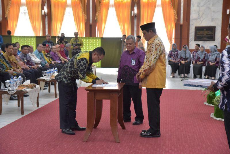 Gubernur Ingatkan Penggunaan Anggaran untuk Rakyat