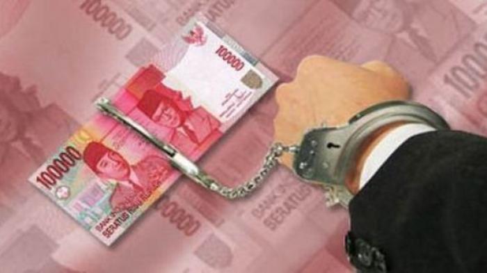 Uang Disita Perkara Korupsi di Kalsel