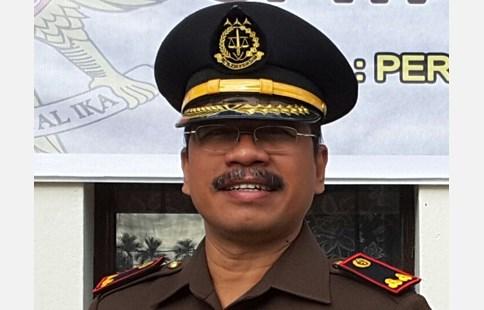 Buronan Direktur PT BTW Dijebloskan ke Lapas Teluk Dalam