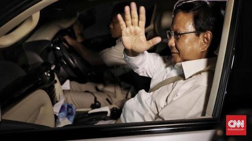 Sejarah dan Filsafat China Banyak Menginspirasi Prabowo