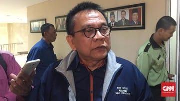 Ketua Seknas Prabowo Bantah Arahkan Warga Acungkan Dua Jari ke Jokowi