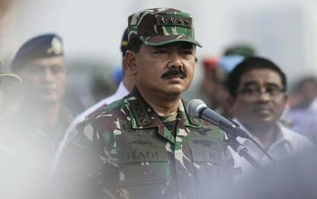 104 Pati TNI Dirotasi, Danjen Kopassus Jadi Pangdam Jaya