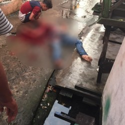 Seorang Pria Tergeletak Bersimbah Darah, Polisi Himpun Keterangan Saksi