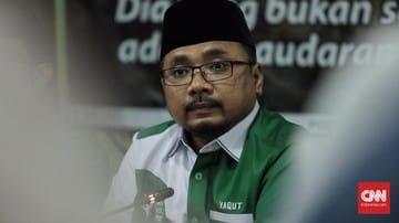 GP Ansor Sebut Banyak PNS hingga Pejabat BUMN Dukung Khilafah