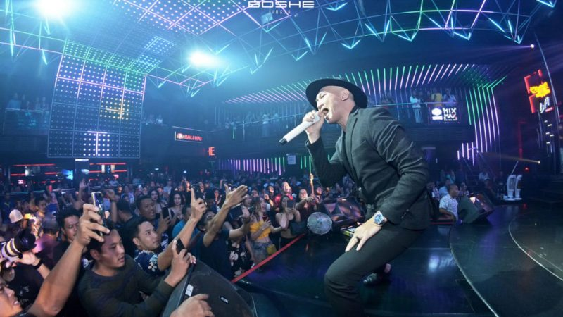 Live In Concert di HBI, Anji Obati Kerinduan Fans-nya