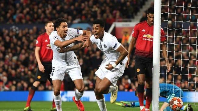 PSG Permalukan MU 2-0 di Old Trafford