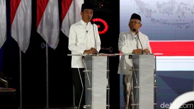 Jokowi Tutup Debat Pilpres: Kita akan Menjadi Negara Maju