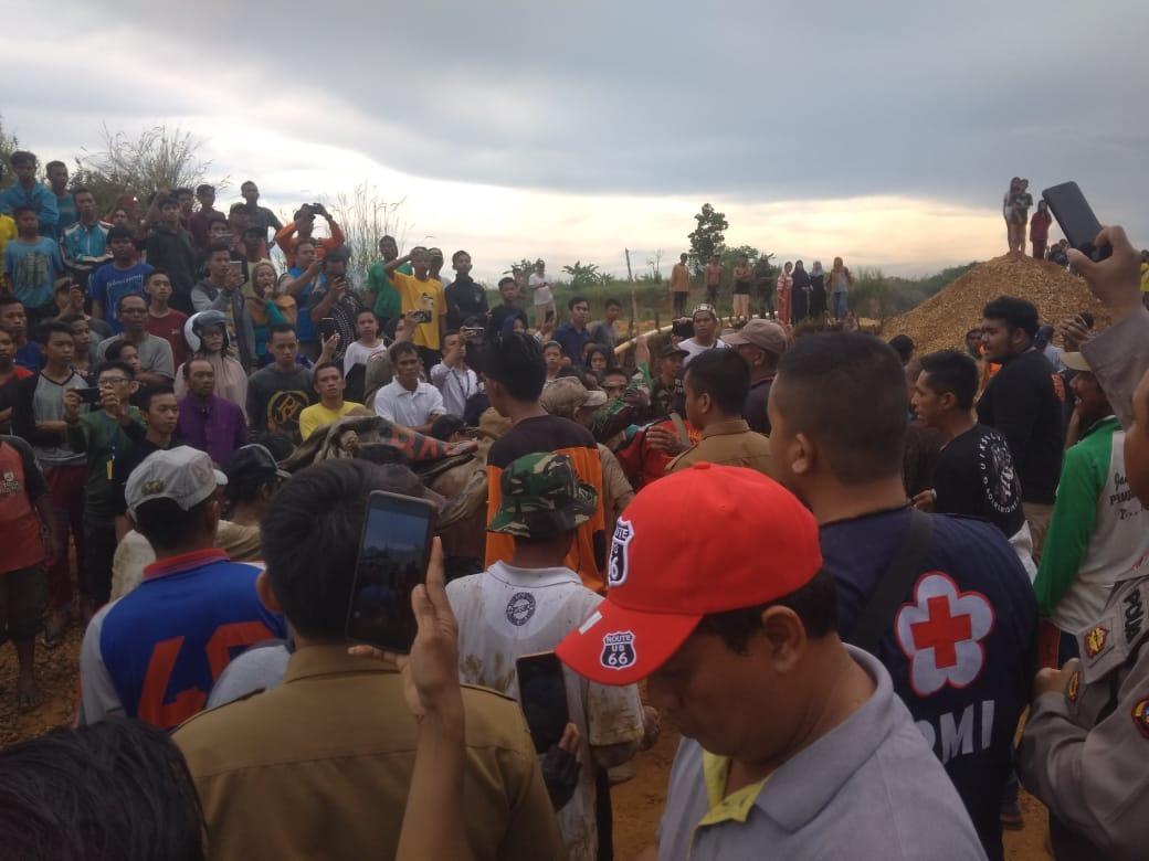 Mau Usul Pumpung Jadi Tambang Rakyat?, Ya Pemko Harus Ubah RTRW
