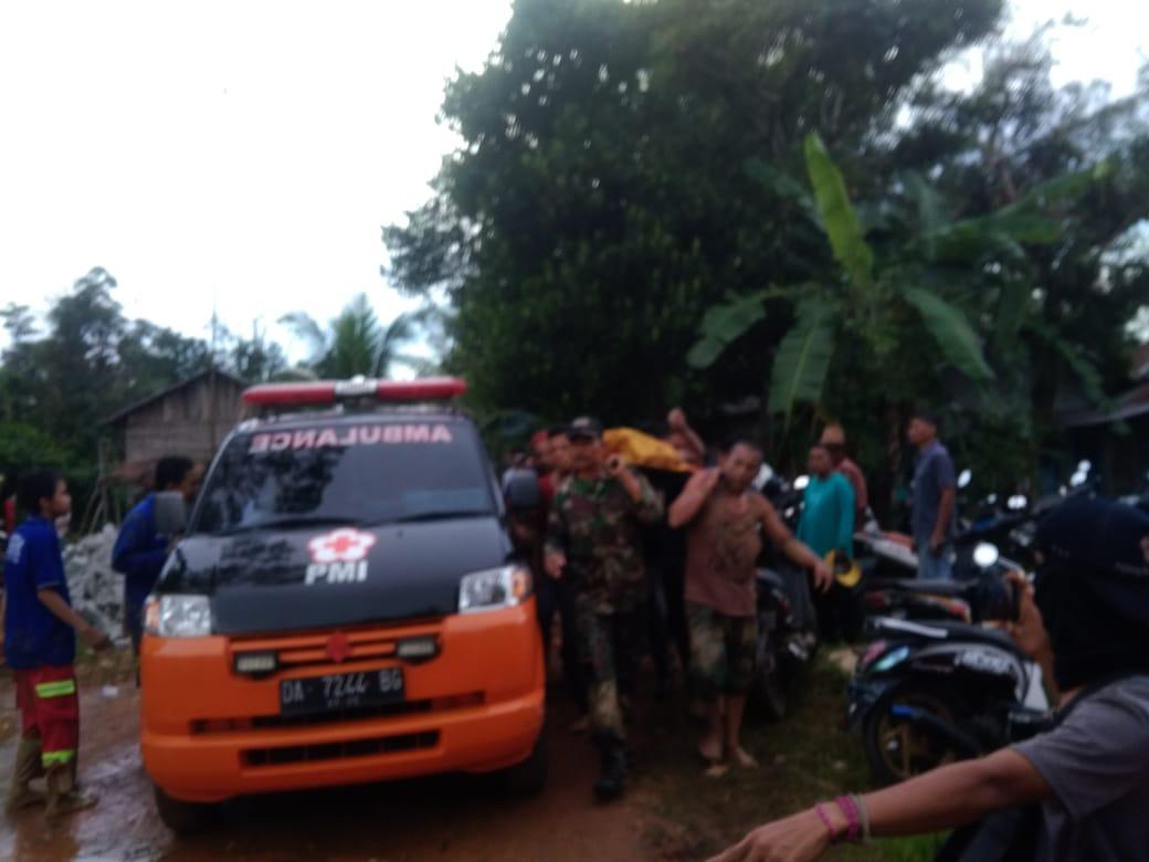 Korban Terakhir Dikeluarkan dari Timbunan Longsor Sempat Ada Denyut Nadi