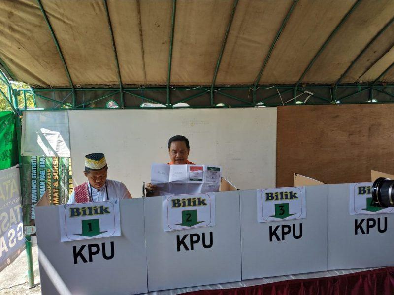 Kalsel Dikuasai Prabowo-Sandi, Sedangkan Secara Nasional Jokowi-Maruf