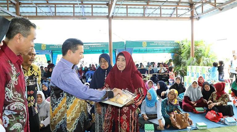 WUB di Banjarmasin Dilatih Membentuk Koperasi
