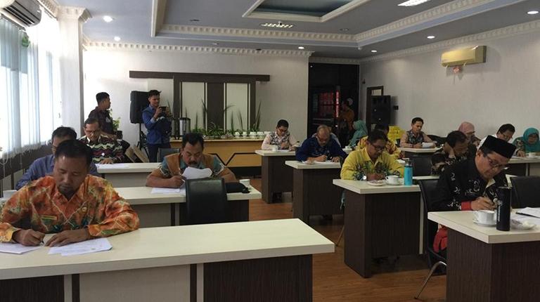 9 Peserta Lolos Kandidat Kadis di Pemko Banjarmasin