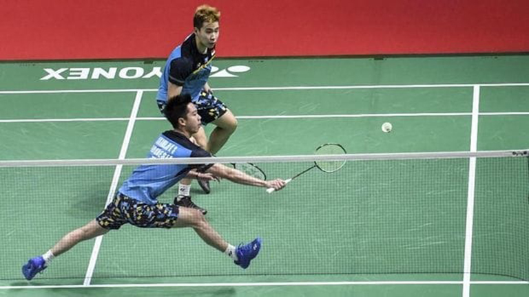Kevin/Marcus Melaju ke Semifinal Kejuaraan Asia