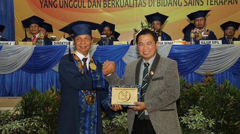 Walikota Orasi di Depan Mahasiswa, Pemko Siap Songsong 4,0