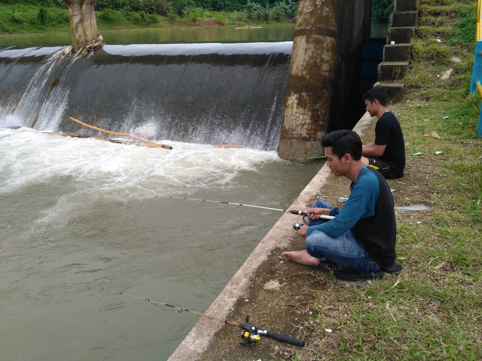 Pembangunan Saluran Irigasi Kinarum Dilanjut