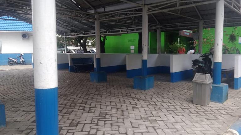 Ibnu Kaget Ada Bangunan Bak di Terminal SA