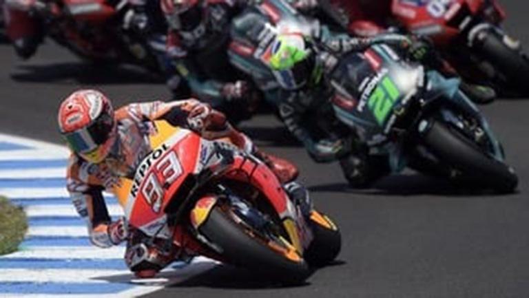 GP Spanyol: Marquez Kembali ke Puncak