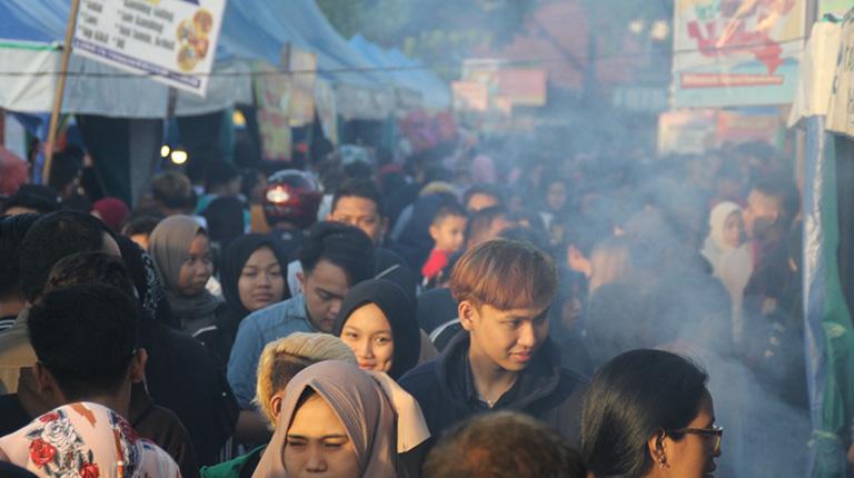 Ciri Budaya Pasar Wadai Ramadhan Dinilai `Hilang'