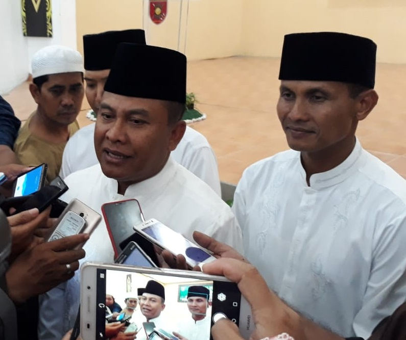 Mayjend TNI Subiyanto : Adanya Potensi Aksi Massa, Warga Kalsel Jangan Terpengaruh