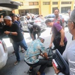 BREAKING NEWS Mobil Pajero Diduga Jaringan Malaysia Dicegat, 212 Kilogram Sabu Ditemukan