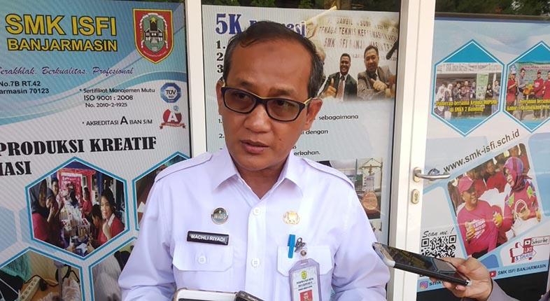 KETUA Gugus Benarkan Pasien 6 RSUD Ulin Meninggal Pegawai Pemko