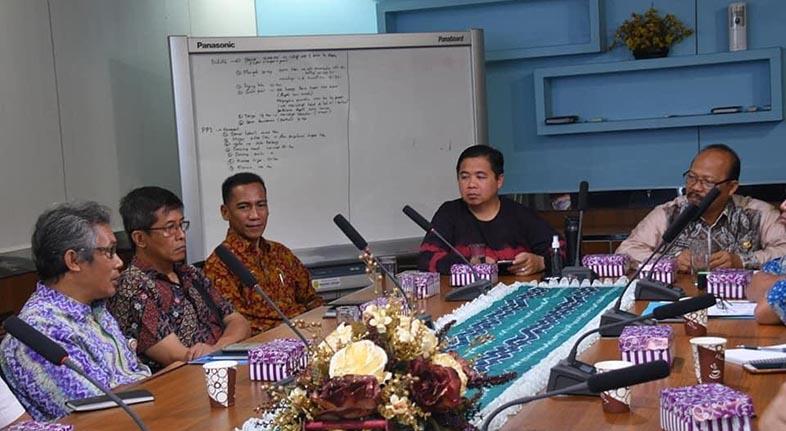PEMKO Banjarmasin Jamin Pangan Aman, Siaga Covid-19 dan Sambut Ramadhan