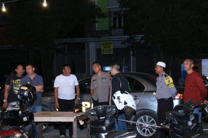 BERBAGAI Cara Pencegahan, Sosialisasi Dilakukan Anggota Polresta Banjarmasin