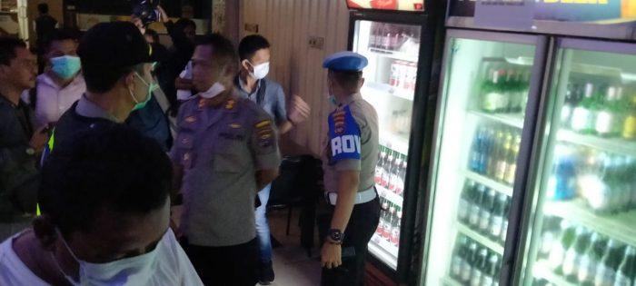 PEMILIK Cafe Royal Borneo Diperiksa Polresta Banjarmasin, Terkait Disita 500 Botol Miras