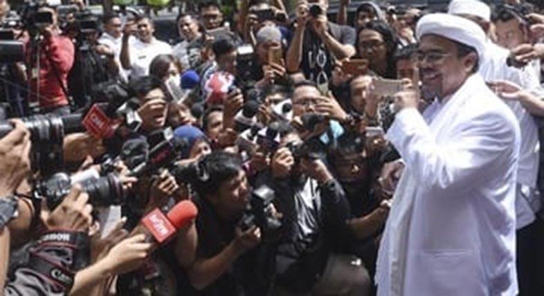 HABIB Rizieq Tanggapi Social Distancing dan Masjid karena Covid-19