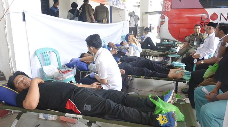 STOK Darah di PMI Banjarmasin Tersisa 12 Kantong, Dampak Kegiatan Donor Darah Banyak Batal