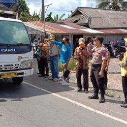 SEMUA Penumpang Kendaraan dari Kalteng Memasuki Kalsel Diwajibkan Pemeriksaan