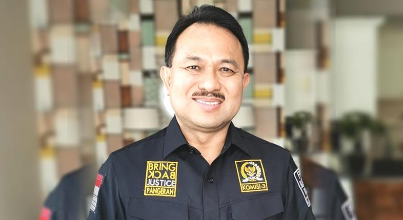 PANGERAN Khairul Saleh Minta Polisi Profesional Usut Tuntas Tewasnya Dua Petani dalam Kasus Sengketa Lahan