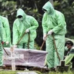 BALADA Pengubur Jenazah Covid-19, Mengusir Rasa Takut Demi Kemanusiaan