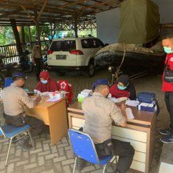 SATPOLAIRUD Tanbu BersamaJonlin Marin Transport Peduli Kesehatan