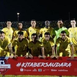 MARKAS Barito Putera Direnovasi, Lebih Keren Lagi Lanjutkan Liga 1