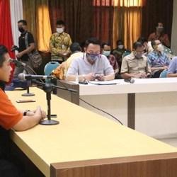 EMPAT Fungsi Satgas Dipertegas, Tim Gugus Tugas PSBB Rapat Evaluasi