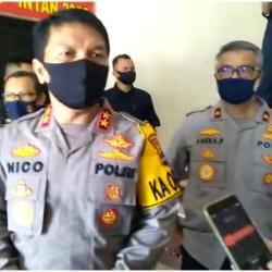 KAPOLDA KALSEL : Mengapresiasi Kinerja Jajaran Dit Resnarkoba dan Berharap Ungkap Sabu Lebih Besar Lagi