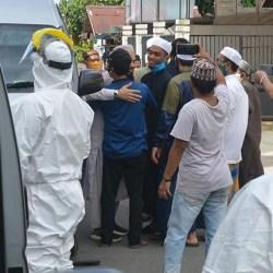 SEMBILAN WNA Batal Balik ke Pakistan, Usai Hasil Rapid Test Reaktif