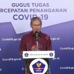 KASUS Baru 1.051 Positif COVID-19 di Indonesia, Kalsel 27