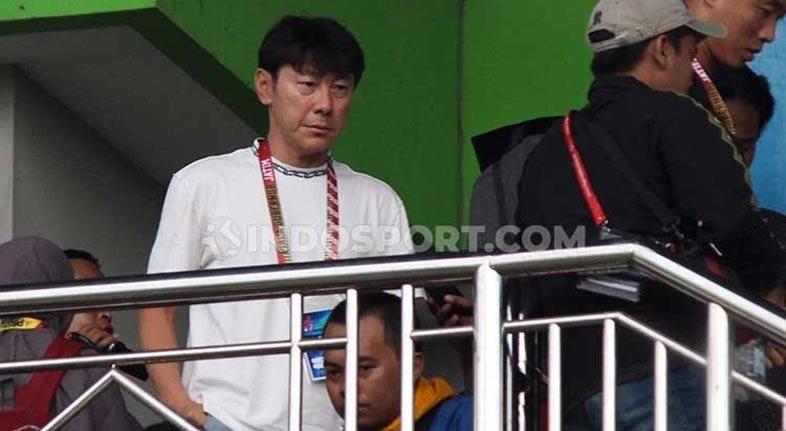 KESULITAN Tangani Tiga Level Timnas Indonesia Diakui Tae-yong