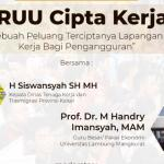 TAK CUMA Untungkan Pengusaha Tapi Seluruh Rakyat Indonesia, RUU Cipta Kerja