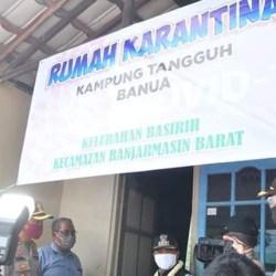 INSENTIF RP1,5 JUTA Diberikan pada 1.800 RT di Banjarmasin