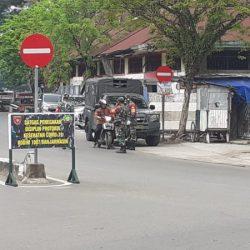 """APARAT TNI Lakukan """"Gaplin"""" Protokol Kesehatan"""
