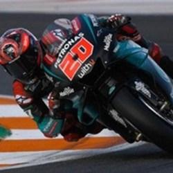 QUARTARARO BERJAYA di MotoGP Spanyol 2020, Marquez Sial dan Alami Kecelakaan Hebat