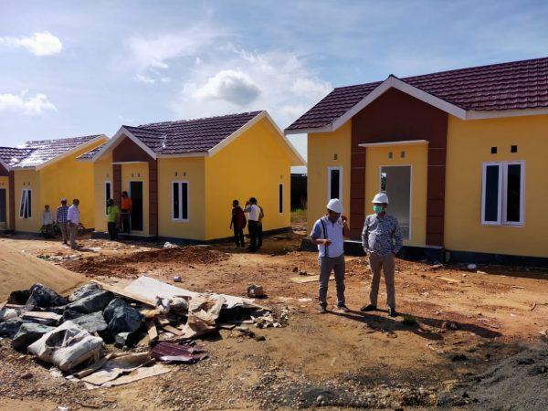 BANGUN 191 Unit Rumah dengan Tawarkan Konsep Ekowisata