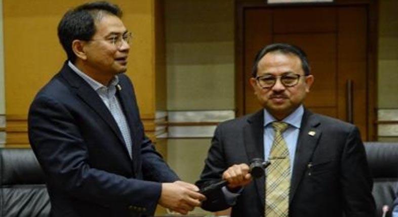 RAPAT DENGAR PENDAPAT Komisi III DPR-RI soal Djoko Tjandra Digelar Agustus Depan