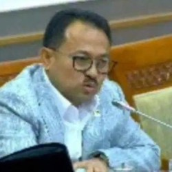 WAKIL KETUA Komisi III DPR RI Luruskan Pernyataan Gubernur Babel Erzaldi Rosman soal RAKB 3 Smelter Timah Tak Salahi Aturan