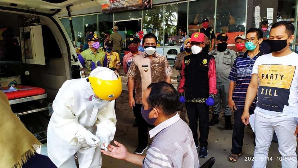UPDATE Sebaran 1.893 Kasus Baru Covid-19 di Indonesia, Kalsel 98