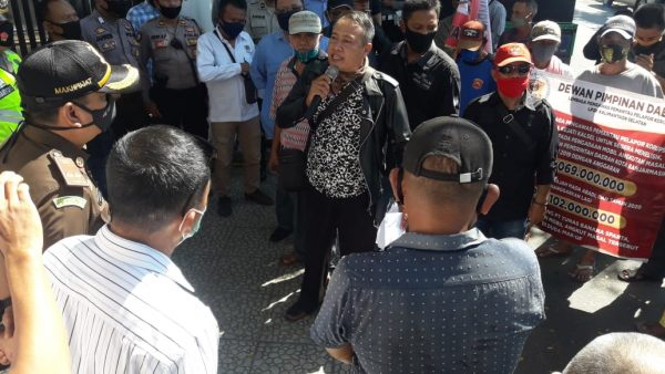 BEBERAPA PERSOALAN Banua Didesak DPD LP3K untuk Ditelisik Kejati